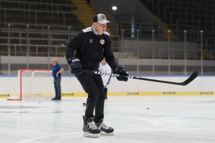 """EHC-Trainer Jackson will lange Vorbereitung """"weise nutzen"""" und sieht darin sogar Vorteil"""