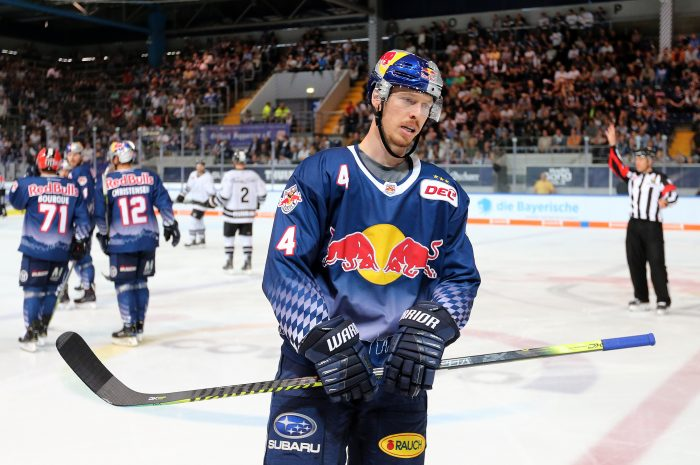 Endgültiger Abschied aus München: Blake Parlett wechselt nach Finnland