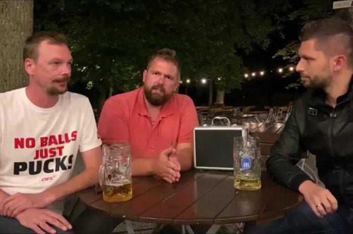 Die EHC-Personalien Peterka und Bodnarchuk im verkürzten Podcast-Shortcut