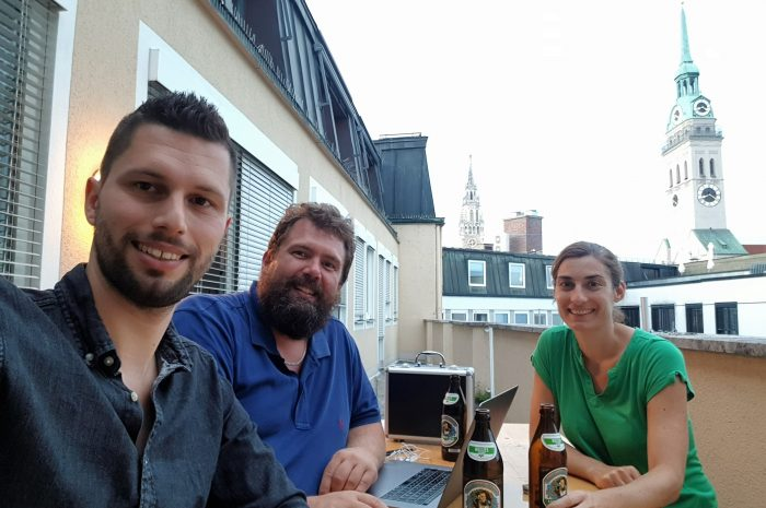 PM#11 – Münchner Start-Up hilft bei Fan-Rückkehr und dem Bau des SAP Gardens