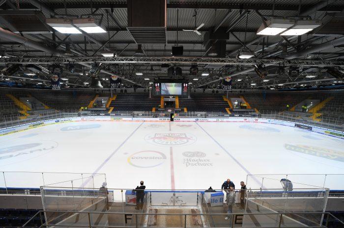 """Fan-Mehrheit will trotz Einschränkungen in die Hallen – Müller: """"Müssen Eishockeysport retten"""""""