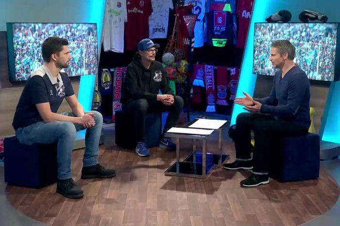 """Flo und Egl zu Gast bei """"München TV"""" – der Auftritt in der """"Sportarena"""" im Video"""