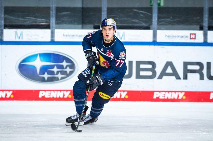 Der Peterka-Plan: Sich mit dem Meistertitel in Richtung NHL verabschieden